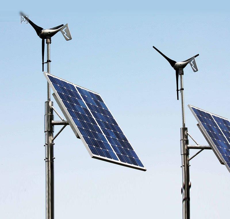 自然风力发电系统