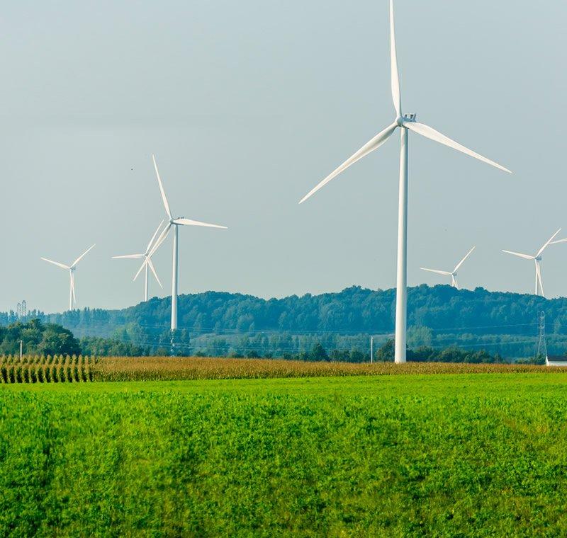 低碳和智能的能源格局